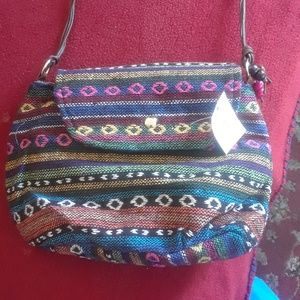 🙀 Today Only 🌻New Inventory 🌻 Navajo Crossbody